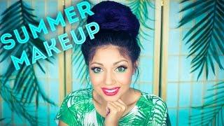 Summer Makeup Look!