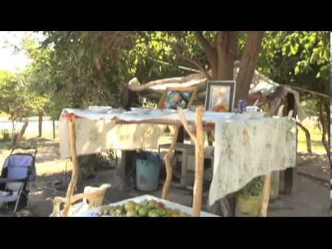 Pueblos yaquis celebran Día de Muertos - YouTube