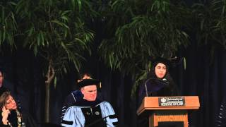Commencement 2014 - Roopa Modha, Evening Division Student Speaker