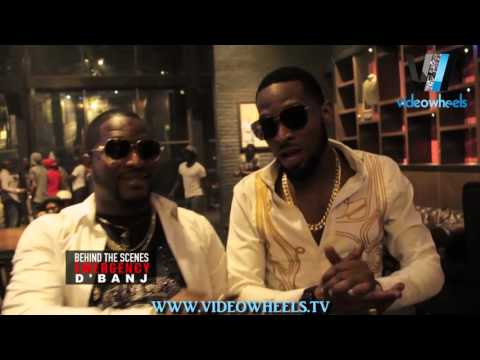 "BEHIND THE SCENES, D'BANJ'S ""EMERGENCY"" DIRECTED BY UNLIMITED LA"