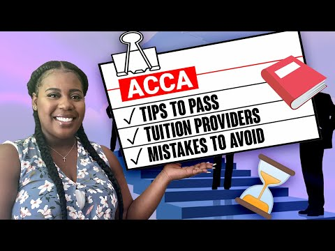 ACCA | HOW TO PASS ACCA EXAMS | MY ACCA JOURNEY | MISTAKES TO AVOID W/ ACCA | KADIEKATHARINA