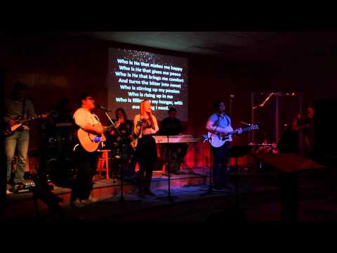 He is Yahweh 2 acoustic cover by lighthouse band