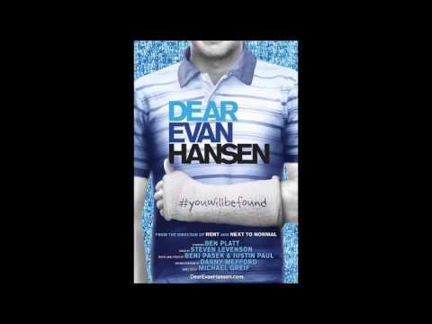 Good For You Dear Evan Hansen 1 Hour