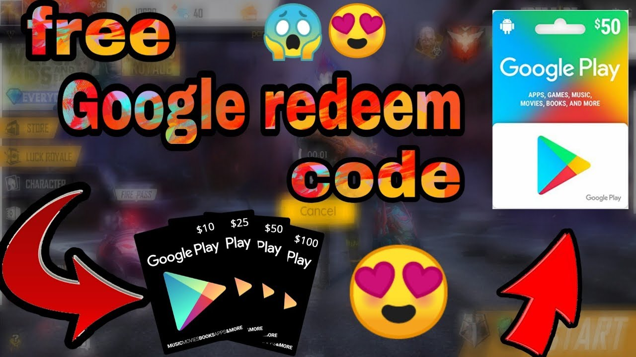 How To Get Free Playstore Redeem Code By Itzsuv