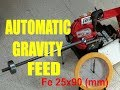 Metal bandsaw Automatic GRAVITY feed