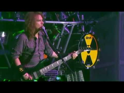 Megadeth LIVE Rust in Peace FULL CONCERT