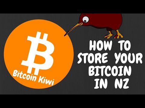 What Wallet To Store Bitcoin In NZ
