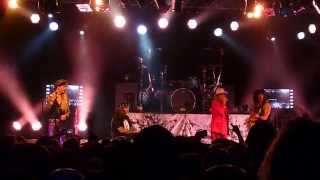 Steel Panther - Weenie Ride/Stripper Girl/Why Can't You Trust Me Medley Live at Leicester 13/03/2015