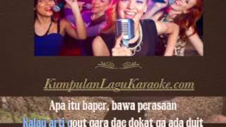 ARTI KATA - CJR COBOY JUNIOR FEAT PROJECT POP karaoke download ( tanpa vokal ) cover