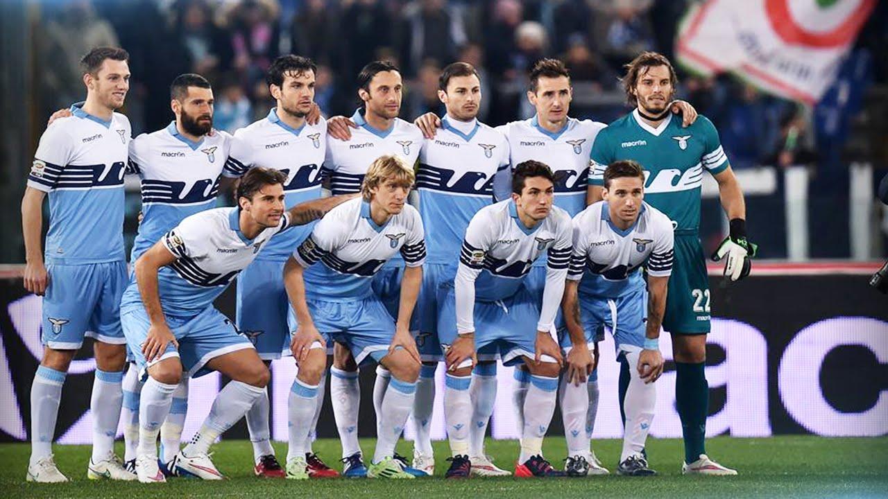 SS Lazio | Season Review 2014/15 - YouTube