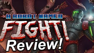 A Robot Named Fight Review | CLASSIC METROID! (Video Game Video Review)