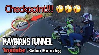 May Checkpoint na sa Kaybiang?