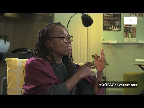 Masego Madzwamuse in conversation with Tsitsi Dangarembga: Episode 1 #OSISAconversations