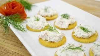 Salmon Spread Appetizer Recipe | Radacutlery.com