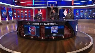 Warriors vs Rockets Game 3 Preview | NBA Gametime | May 20, 2018