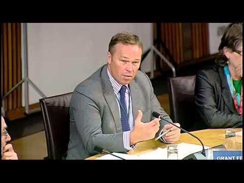 Rural Affairs, Climate Change and Environment Committee - Scottish Parliament: 29th April 2015