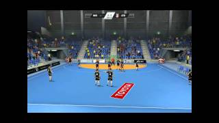 Gameplay IHF Handball Challenge 12 [N°2] Montpellier VS Athlético Madrid