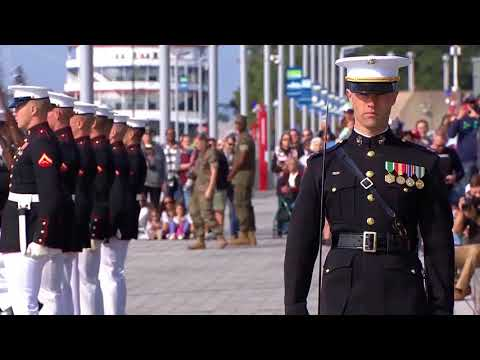 Marine Week Closing Ceremony