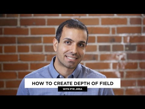 How To Control Depth Of Field With Aperture | Minute Photography