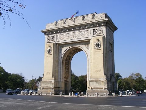 Bucharest, Romania virtual tour