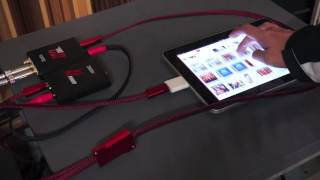 iPad Home Sharing & USB Y Cable (feverSound.com)