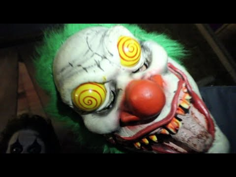 FIRST PERSON: Amazing Home Made Haunted House - Very Scary ...