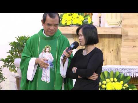 Bài giảng Lòng Thương Xót Chúa ngày 14/1/2017 - Cha Giuse Trần Đình Long