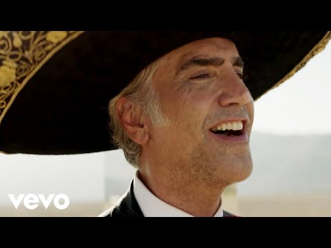 Alejandro Fernández - Te Olvidé (Video Oficial)
