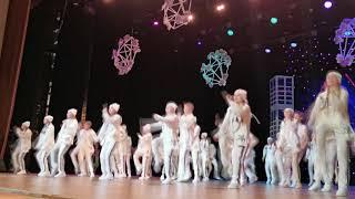 Фэсту 35. Юбилейный концерт образцового ансамбля бального танца ФЭСТ в концертном зале Витебск