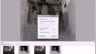 StereoTracer stereo to multiview