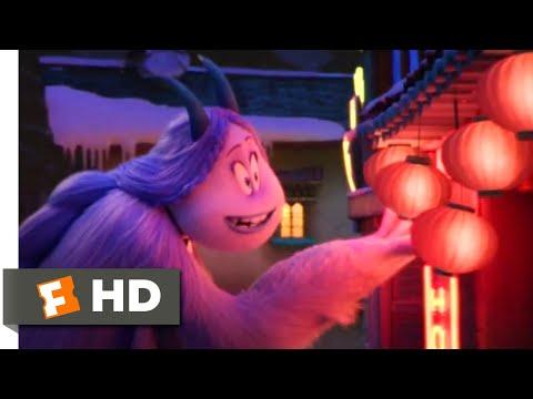 Smallfoot (2018) - Yeti on the Loose Scene (9/10) | Movieclips