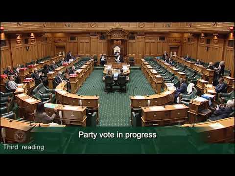 Overseas Investment Amendment Bill - Third Reading - Video 15