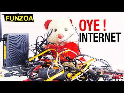 Oye Internet, Tu Gadha Hai | Funny Internet Viral Song | Funzoa Video from YouTube · Duration:  2 minutes 12 seconds