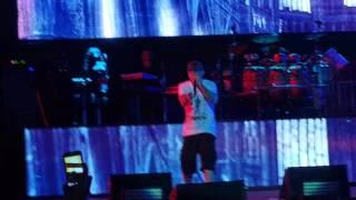 Rap God Quote - Eminem Live at Lollapalooza Brazil 2016 (1080p)