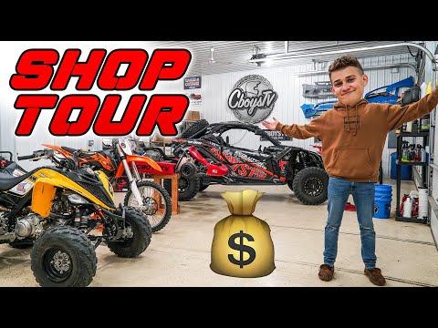 CboysTV Shop Tour