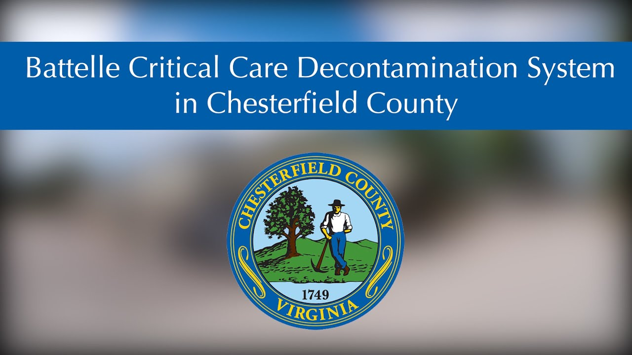 Welp County Response to COVID-19 | Chesterfield County, VA VH-64