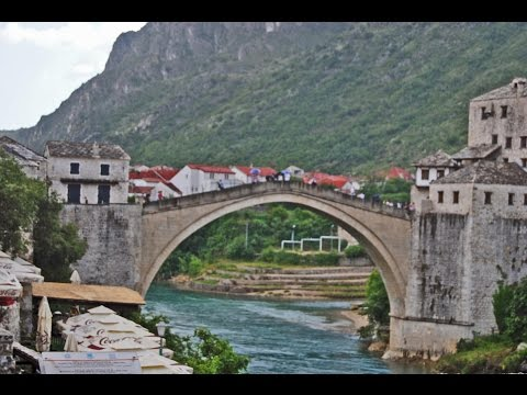 Mostar - P. de la Humanidad- Bosnia y Herzegovina -