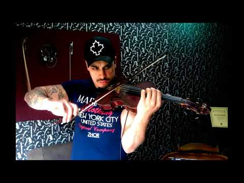Turn Down for what by Douglas Mendes Violin cover