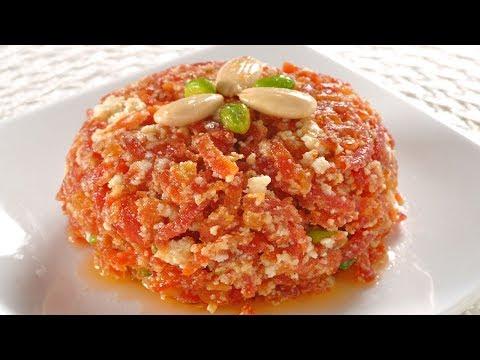 how to make easy Gajar Ka Halwa at home -Gajar Ka Halwa Recipe in urdu - Carrot halwa Recipe