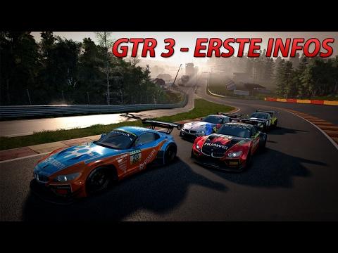 GTR 3 - Erste Infos   GTR 2 [HD] Ferrari 575 GTC @ Monza