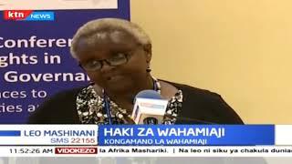 Haki Za Wahamiaji: Kongamano la wahamiaji