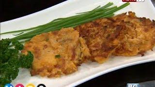 Bacon And Mushroom Rice Torta A La Aicelle Santos