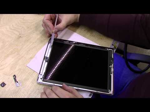 iPad 3 touch screen digitizer repair