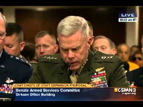 Joint Chiefs of Staff Expansion Proposal