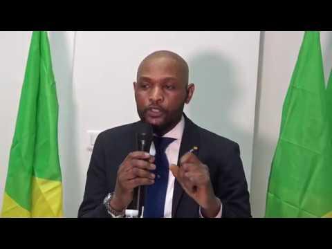 Conférence de presse pour la bonne gouvernance au Congo Brazzaville