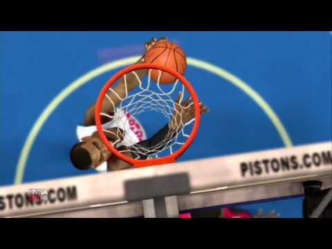 Bullz Vs Pistons GAME 3 (Playoffz)