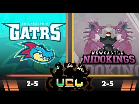 Pokemon ORAS Wifi Battle | Philadelphia Feraligatrs VS Newcastle Nidokings (Week 8 - UCL)