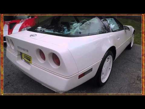 1988 Corvette 35th Anniversary Z52