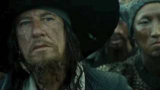 "Barbossa & Elizabeth - ""God You Made the World All Wrong"""