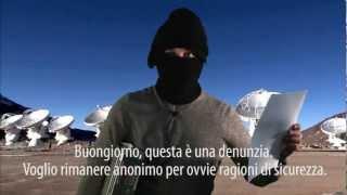 Rettiliani italiani in pericolo a causa dell' HAARP Thumbnail